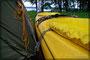 Vertrauen ist gut...unsere Kajaksicherung am Zelt