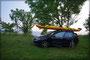 Biwak Ostsee bei Tallin