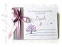 Gästebuch Taufe grau weiß orchidee