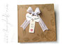 Gästebuch Hochzeit - Gästebuch mit Gästefragen, Format 30cm x 30cm, Buchblock elfenbeinfarben, Druck individueller Fragen und persönlicher Daten.