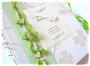 Gästebuch zur Hochzeit - Elfenbeinfarbener Fotoalbum-Buchblock mit individuellen Gästefragen bedruckt. Einband und Dekoration nach den Wünschen von ڿڰ✿ Kristina. HERZLICHEN DANK!