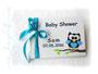 Baby Shower Party - Gästebuch - Ein individuell gestaltbares Gastgeschenk zur Baby-Party.