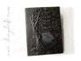 Erinnerungsbuch mit Baum - Hardcover-Einband mit Einschub für entnehmbare Innenbücher.