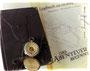 Reisetagebuch - Lederimitateinband mit Relief vom Zielland und Ort. Dekoration Kompass mit Kette. Im Inneren des Buches individuell bedruckte Seiten. Dank an ڿڰ✿ J.S.