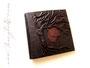 """Handgefertigtes Fotoalbum aus Echt Leder - Lederalbum """"Der Baum des Lebens"""" - Angefertigt nach den Wünschen von ڿڰ✿ Elisabeth & Constantin. VIELEN DANK!"""
