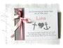 Gästebuch zur Taufe - Glaube Liebe Hoffnung - Format 21cm x 15cm, in hellgrau, weiß und rosa; mit Druck persönlicher Daten und den Symbolen Anker, Kreuz und Herz.