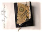 Handgefertigtes Fotoalbum im Format 22cm x 30cm mit 50 Blatt/100 Seiten - Fotoalbum mit antikem Charakter für Reiseerinnerungen der besonderen Art. Ein in Format, Farbe und Coverdekoration individualisierbares Fotoalbum.