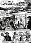 Lanciostory 09. # 07.03.77 / La dernière bataille (L'ultima battaglia), planche 1