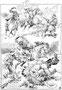 Lanciostory 38. # 24.09.79 / Traces (Orme), (+ Ambrosio), s.d. Traduction française : (La Trace) dans la BD : (L'homme médecine) édition Dargaud. planche 4