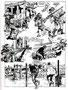 Lanciostory 22. # 06.06.77 / Une histoire de l'ouest (Una storia del west), planche 11