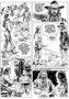 Lanciostory 38. # 24.09.79 / Traces (Orme), (+ Ambrosio), s.d. Traduction française : (La Trace) dans la BD : (L'homme médecine) édition Dargaud. planche 9