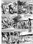 Lanciostory 52. # 02.01.78 / La malédiction de l'esprit de l'eau (Il sortilegio dello spirito delle acque), 1977, planche 11