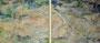 Oel auf Leinwand / 70 x 160 cm