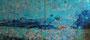 Oel auf Leinwand / 80 x 180 cm