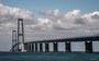 Dänemark - Großer Belt Brücke