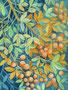 Herbstbeeren, Aquarell neg., 40x30, 2014
