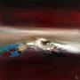 HIDDEN PLACE (80 x 80 cm) disponible en galerie