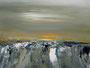 AU BORD DU CIEL (54 x 73 cm) vendu