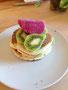 Pancakes mit Erdbeerei