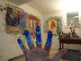 mit den Fingern malen macht am meisten Spass