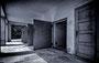 Eingangstüren zu den Gaskammern