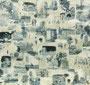 スクラップブックのような絵画 #24 / 2015 / アクリル、メディウム、ジェッソ、キャンバス / 1730×1840 mm