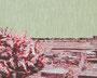 記憶のかけら_車窓 / 2014 / キャンバス、アクリル、メディウム / 220×273 mm