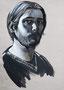 Lukas Johannes Aigner, Tuschpinselzeichnung