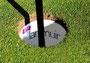 Werbeeinsätze für Golflöcher