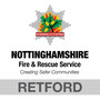 Retford Fire Station - Nottinghamshire Fire and Rescue