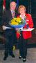 2012 Silbernes Ehrenzeichen für Verdienste um das Land NÖ für Gerti Frühwirth