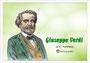 FDK 230 Cartolina bicentenario della nascita Giuseppe Verdi