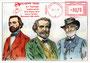 Cartolina FDK 234 Giuseppe Verdi con Specimen bicentenario della nascita