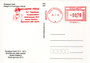 FDK 229 retro Cartolina bicentenario della nascita Giuseppe Verdi con Specimen