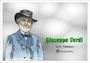 FDK 233 Cartolina bicentenario della nascita Giuseppe Verdi
