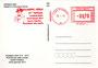 FDK 234 retro Cartolina bicentenario della nascita Giuseppe Verdi con Specimen