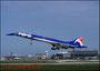 FDP 003 Air France F-BTSD SST Concorde 213 Anno: 1978, 2003 Livrea Pepsi 1996 Velocità max: Mach 2,04 Località: Dublino, Irlanda marzo 2003 Foto: © Jonathan McDonnell