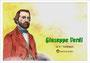 FDK 229 Cartolina bicentenario della nascita Giuseppe Verdi