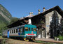 12 - ALn 663.1010 Costruttore: Fiat Ferroviaria Savigliano 1983 Località: Pré Saint Didier (AO)