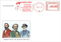 Busta figurativa e Specimen bicentenario della nascita Giuseppe Verdi