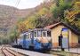 42 - Ferrovie Genova Caselle (FGC) EM A5 Costruttore: Carminati & Toselli-TIBB Anno: 1926  Località: Sardorella (GE) Foto: Matteo Meli
