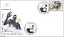 FD 56 Busta FDC Figurativa Diabolik Kover Kollection con Annullo Filatelico Posteitaliane