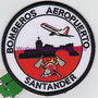Santander Airport Feuerwehr