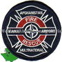 Kabul Airport Fire Rescue