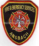 US Army Ansbach Fire & ES