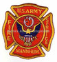 Mannheim US Army Fire Dept.