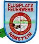 Ramstein Flugplatz Feuerwehr