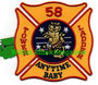 "FDNY Tower Ladder 58 ""Anytime Baby"""