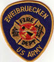 US Army Fire Dept. Zweibruecken