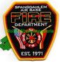 Spangdahlem Air Base Fire Department